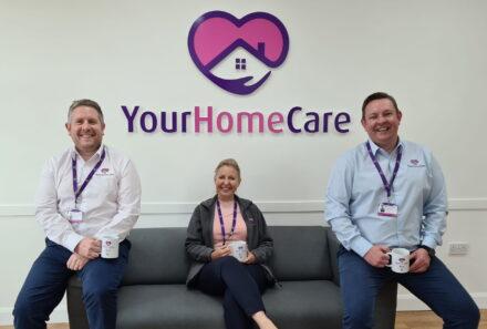 CQC register Your Home Care!