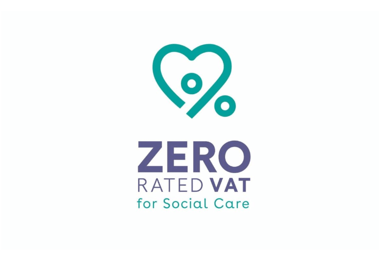 We're Proud to be Campaigning for Zero Rated VAT for Social Care