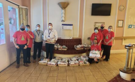Gift of Christmas – Present Donations